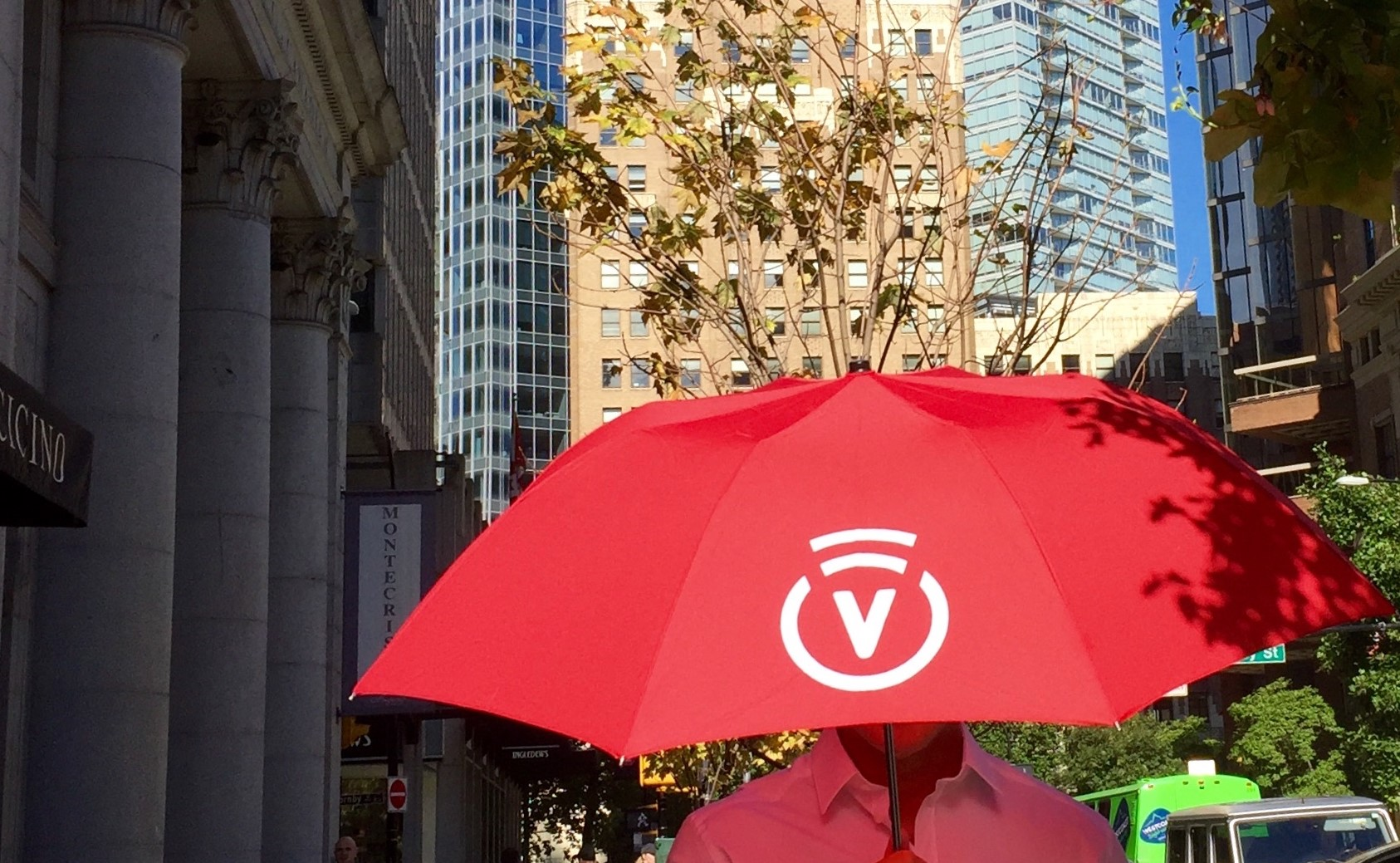Vancouver, Veritas, integrated marketing, communications